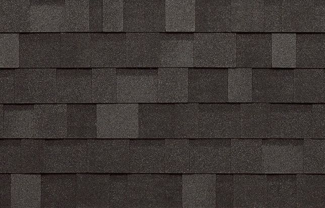 Cambridge very dark grey shingles