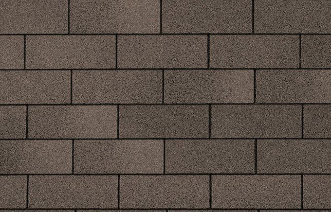 Marathon brown shingles