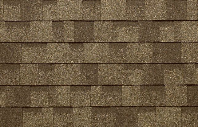 Cambridge light brown shingles