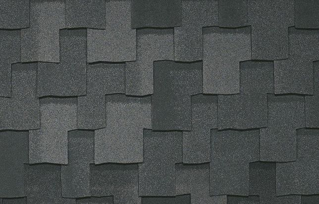 Armourshake dark grey shingles