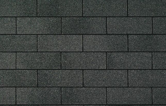 Marathon dark grey shingles